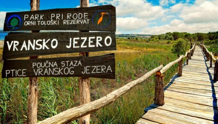 vransko-jezero-park